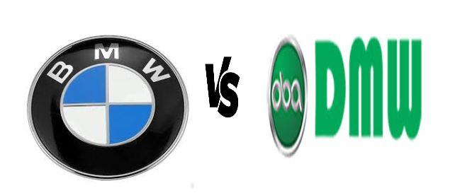 A Fight between BMW & DMW
