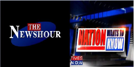 Trademark Battle with The Times Group over 'NEWS HOUR' and 'NATION WANTS TO KNOW'