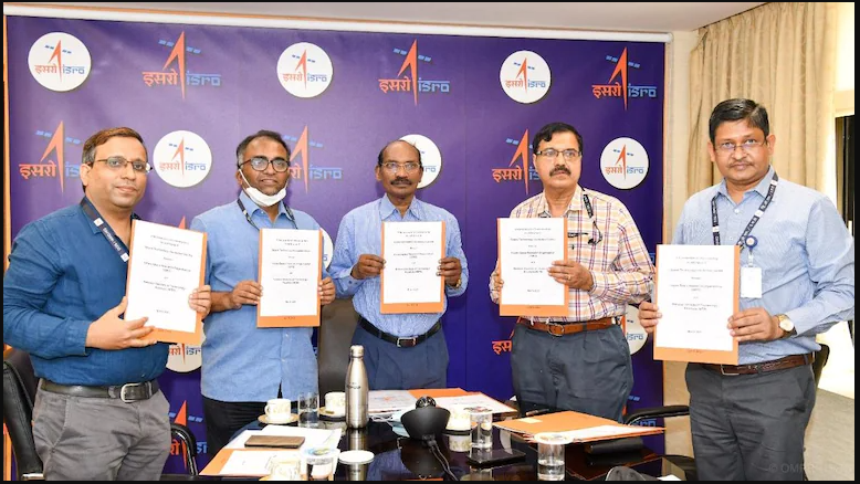 MoU signed by ISRO And NIT Rourkela